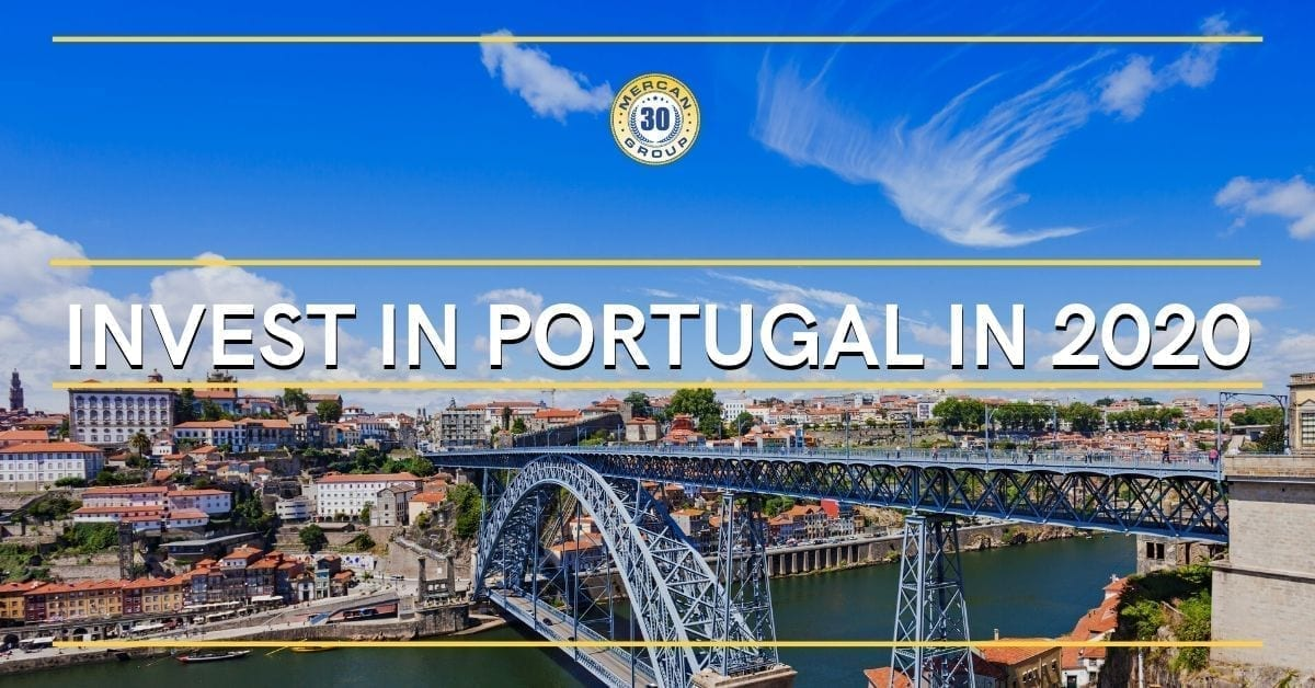 Six reasons why you should invest in Portugal in 2020