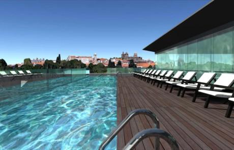 Portugal Goldev Visa Program - Evora Hotel